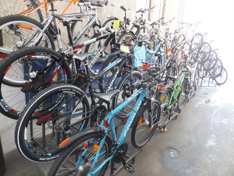 Fahrräder, eine Auswahl aus unserem Program